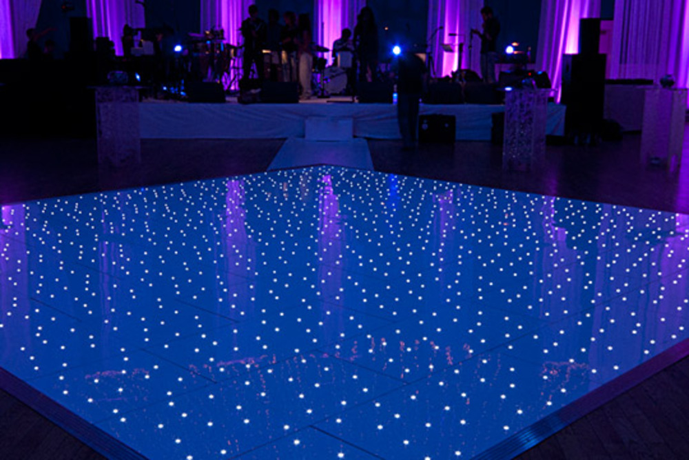 Starlight Dance Floor Hire Northern Ireland